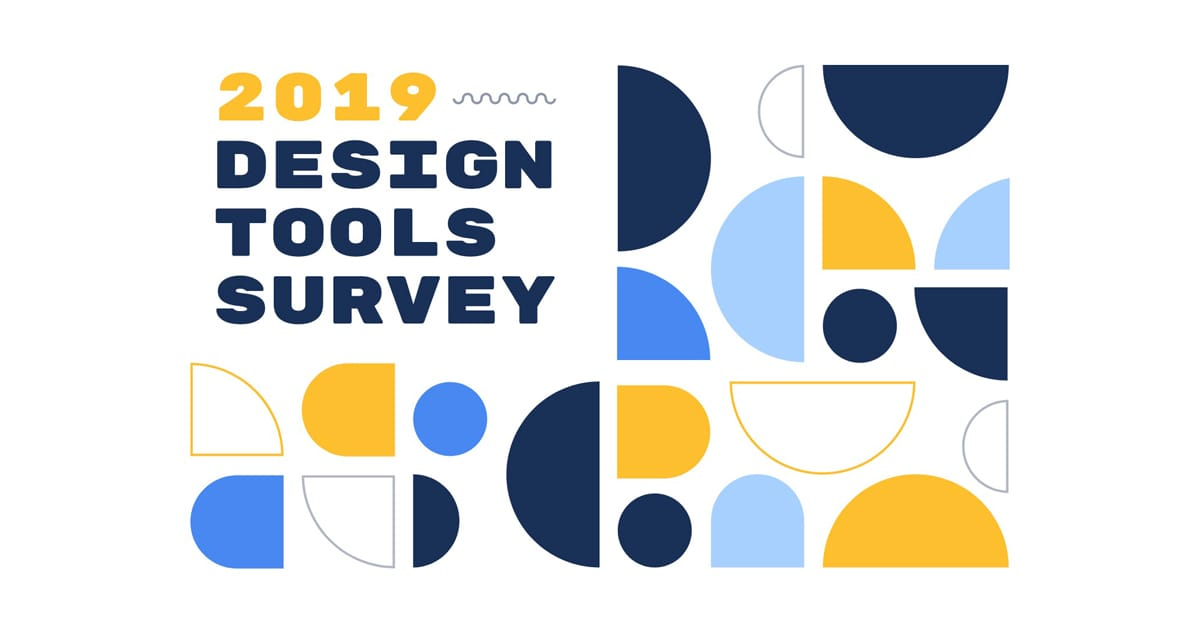 Design Tools Survey 2019