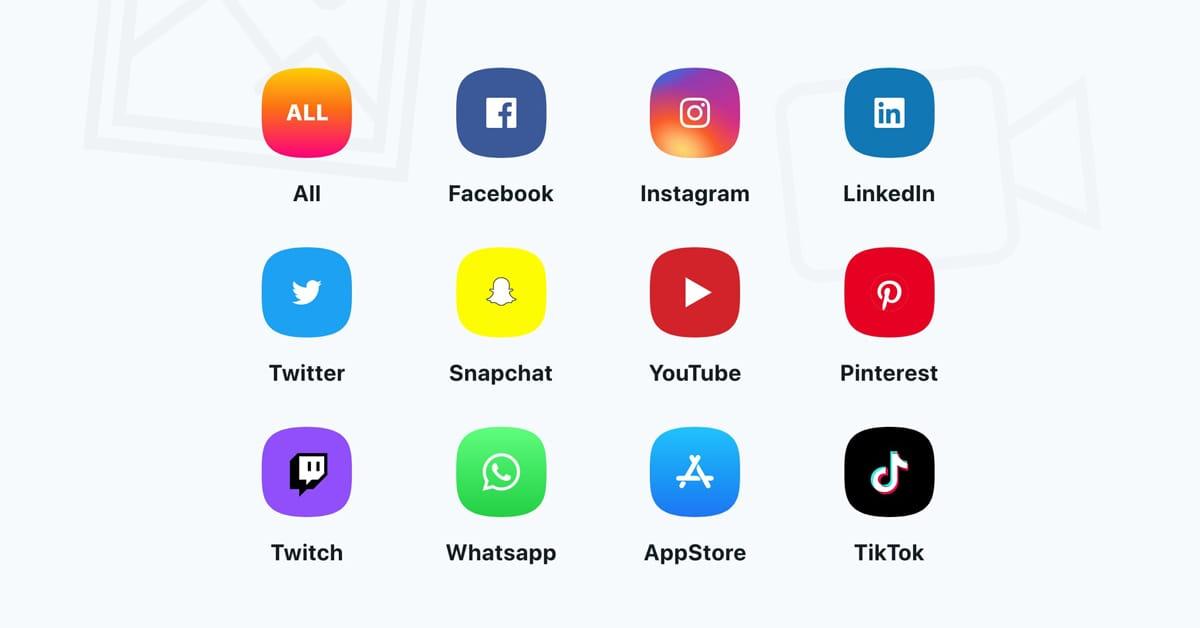 SocialSizes 2.0