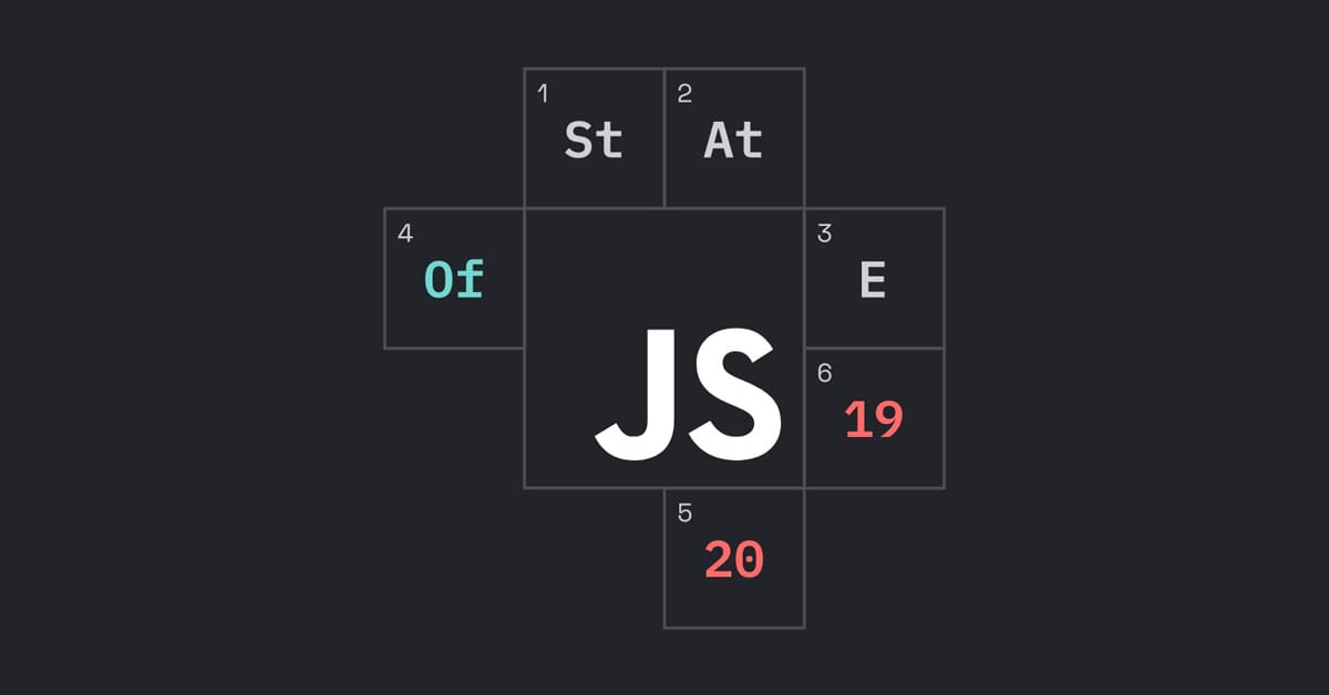 The State of JavaScript 2019