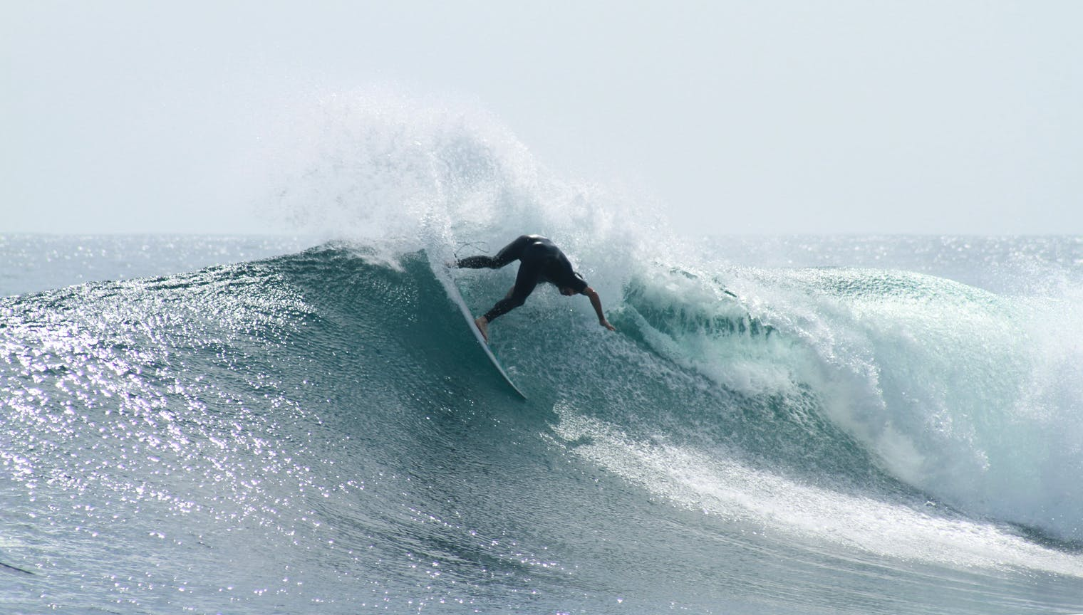Surfing HT's in Mentawai