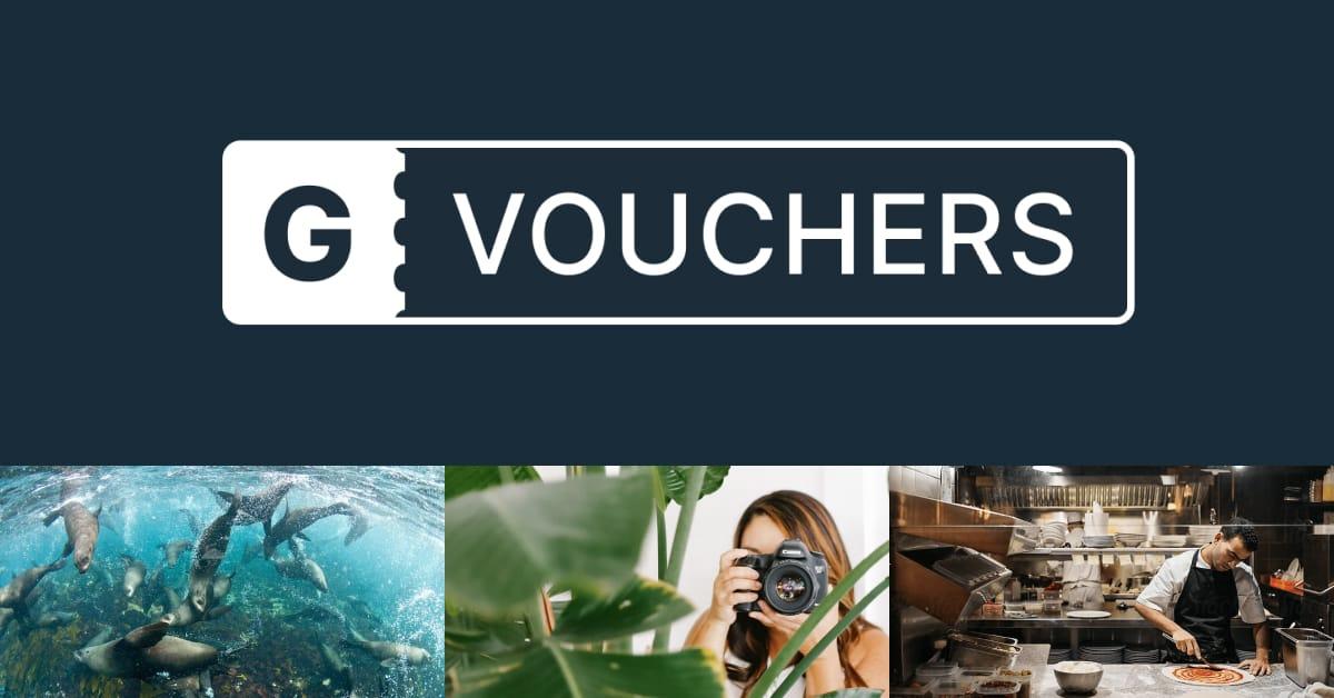 Gvouchers – Sell Digital Gift Vouchers