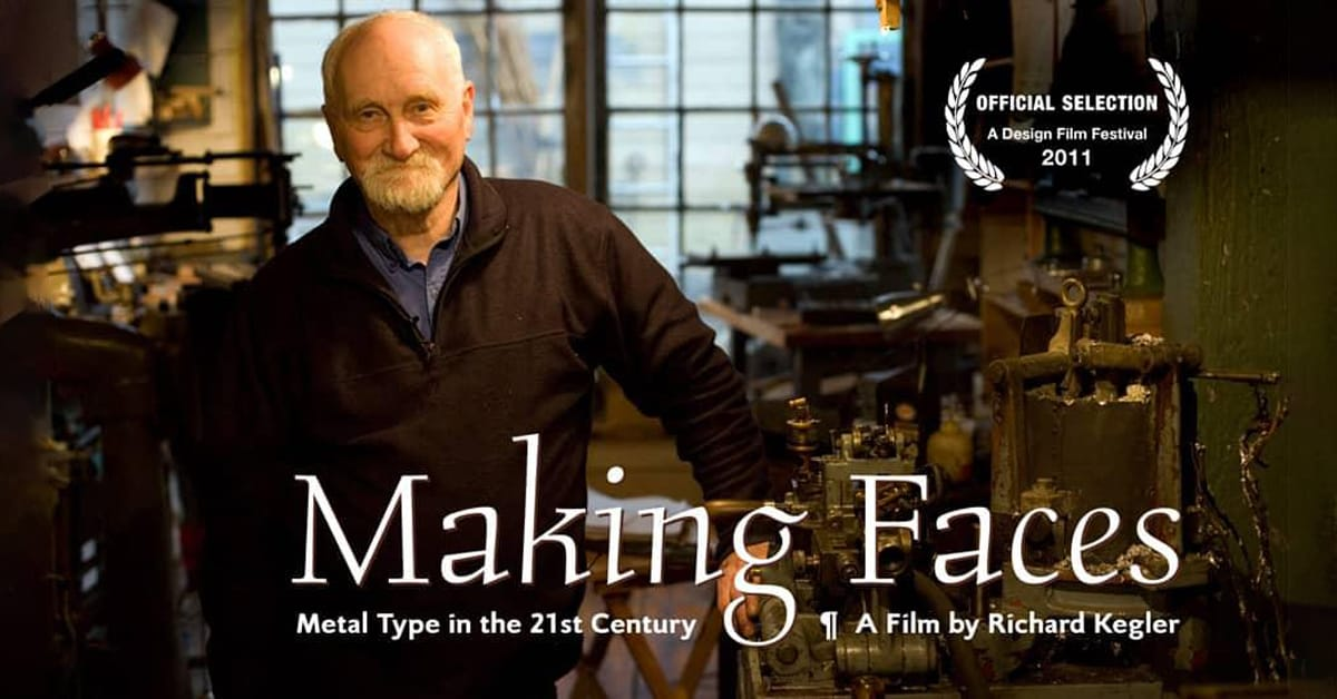 Making Faces Documentary