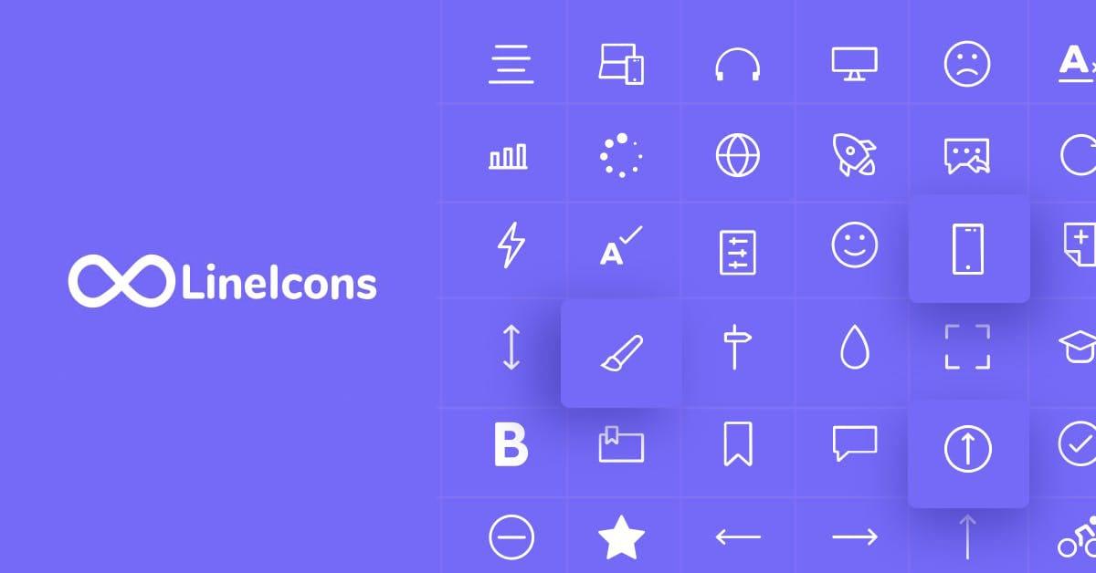 LineIcons v2