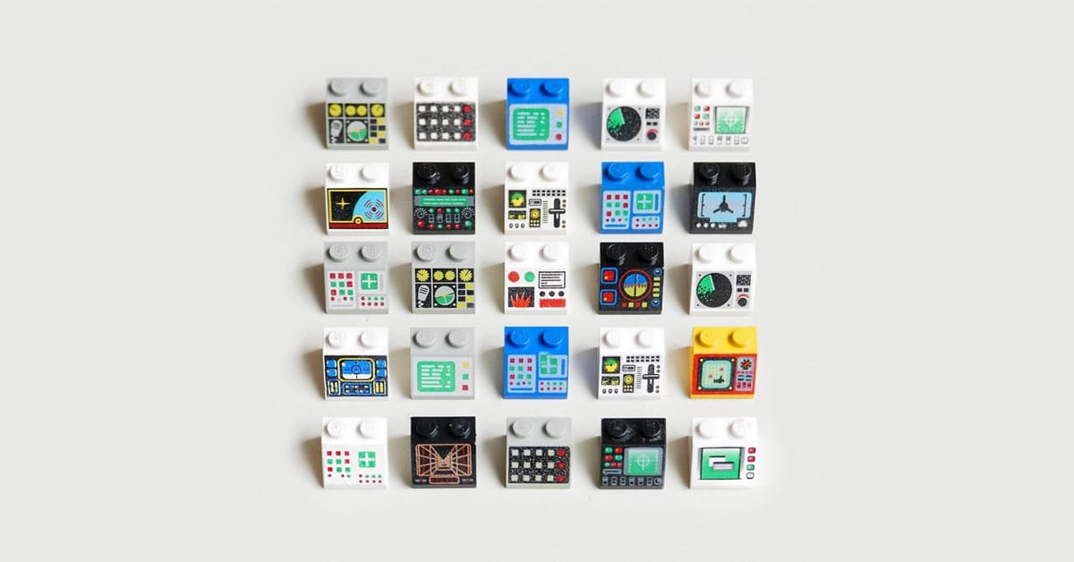Lego Computers