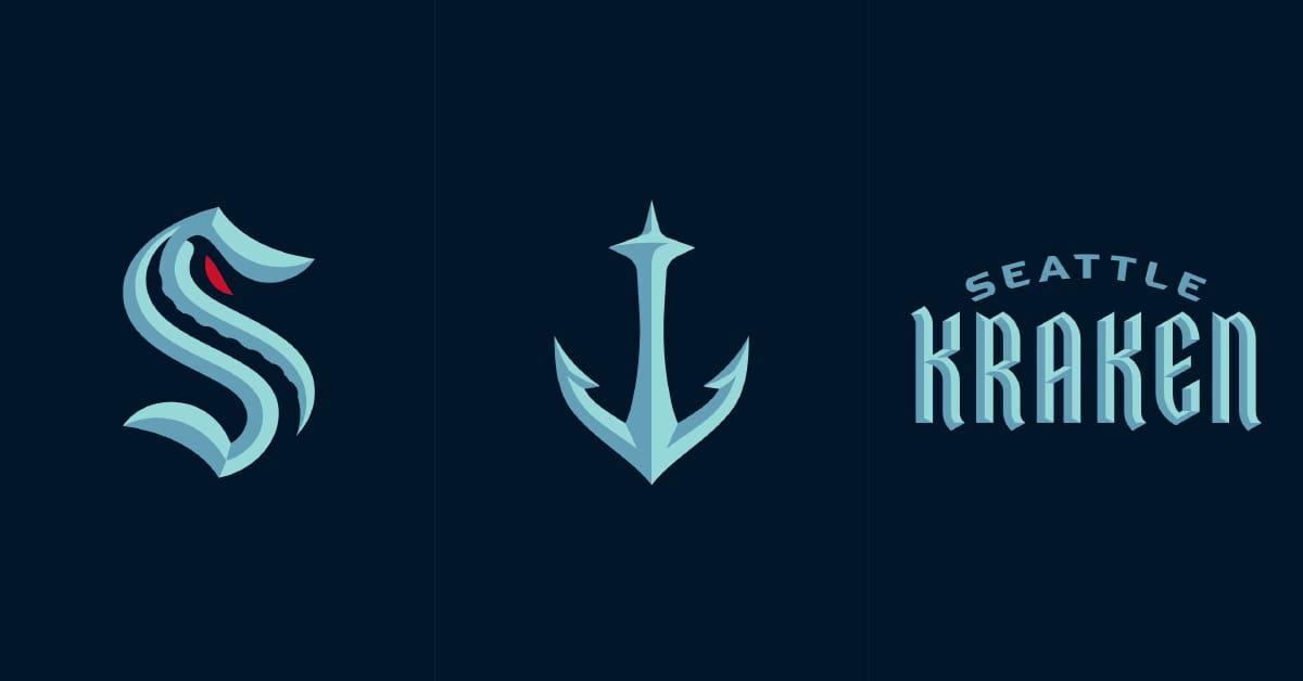 Seattle Kraken branding