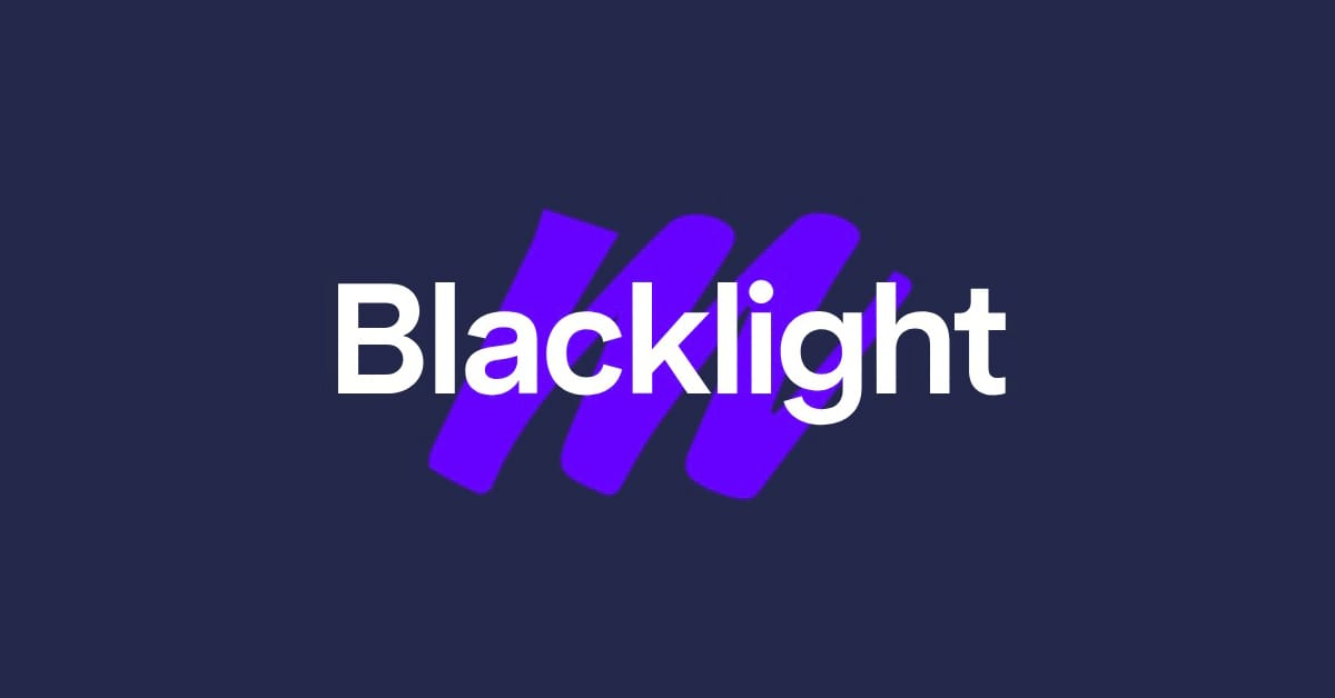 Backlight – Website Privacy Inspector