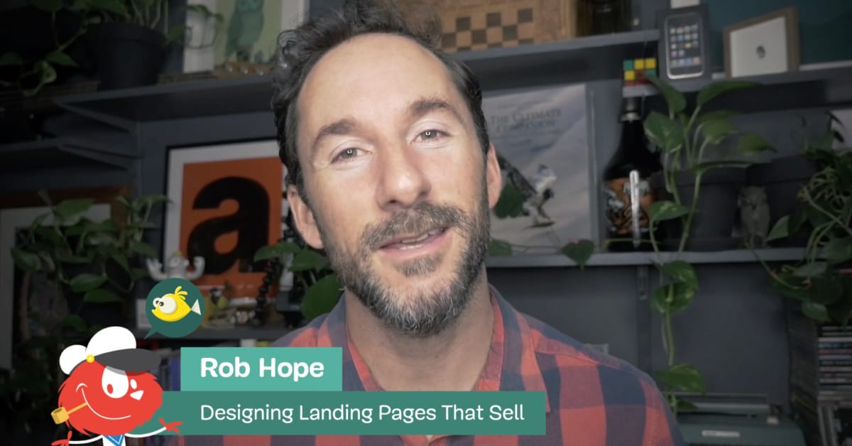 Workshop: Designing Landing Pages that Sell