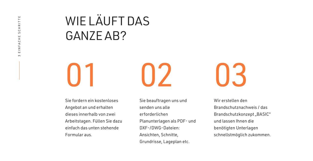 How It Works - Brandschutzkonzept Screenshot